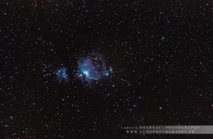 2019 0103 Nebuleuse Orion M42[DSS4 Ps1]